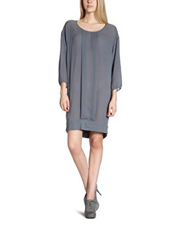 Damen Seidenkleid T-Shirtkleid