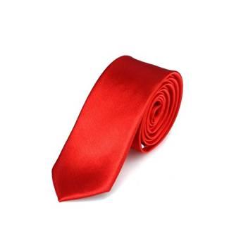 Herren Krawatte in Rot