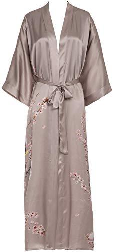 Kimono & Morgenmantel Seide