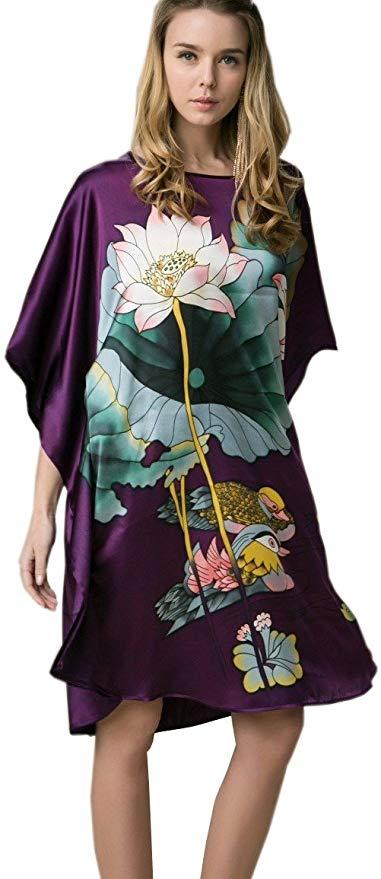 Kimono & Nachthemd Seide