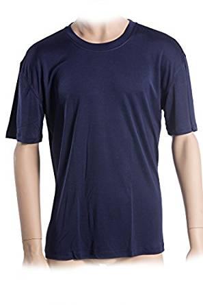 Superior Naturals Herren T-Shirt blau